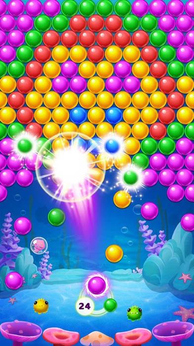 Screenshot 3 泡泡大作战-打泡泡的弹珠游戏2