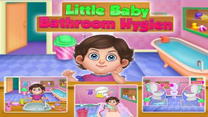 Little Baby Bathroom Hygiene screenshot 4