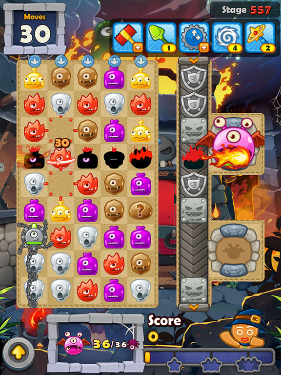 Monster Busters screenshot 9