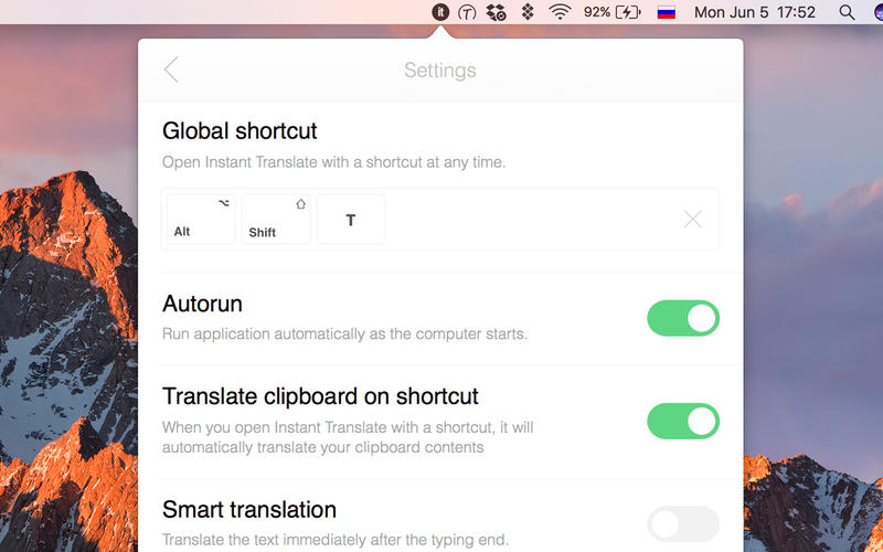 Instant Translate – translator, dictionary, voice Screenshots
