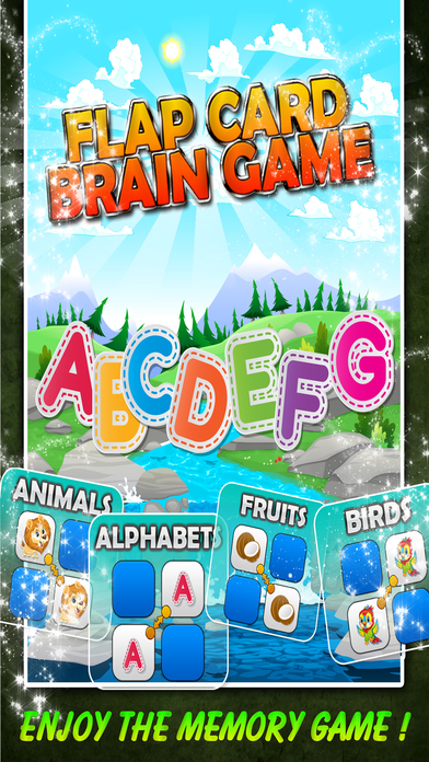 Flap card brain game screenshot 1