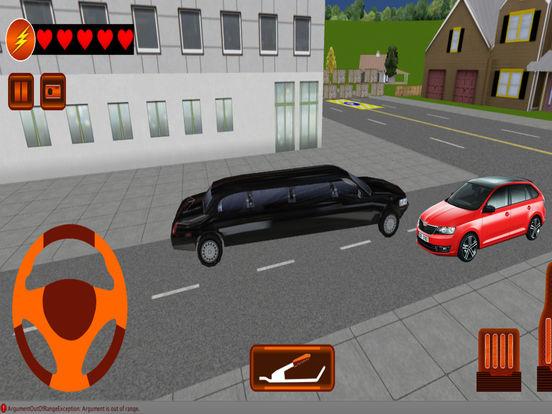 City Limousine Parking Sim Pro screenshot 6