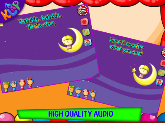 Jukebox Rhymes Pro Screenshots
