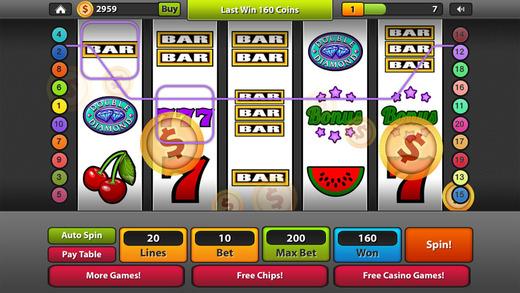 slots - black diamond casino slot machines games itunes