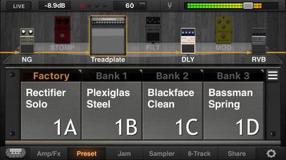 Screenshot #6 for JamUp Pro