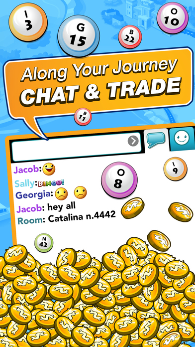Bingo Blitz: Bingo Live Rooms & Slot Machine Games iPhone
