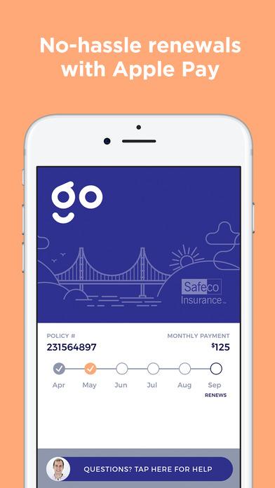 App Shopper Go Compare Car Insurance Finance