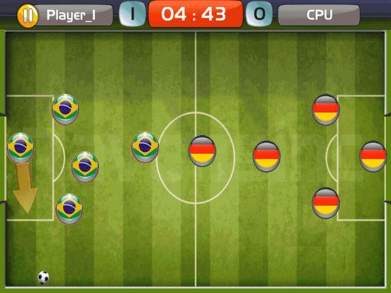 Finger Soccer Game ™ screenshot 6
