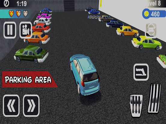 Super Car Parking Adventure Pro screenshot 8