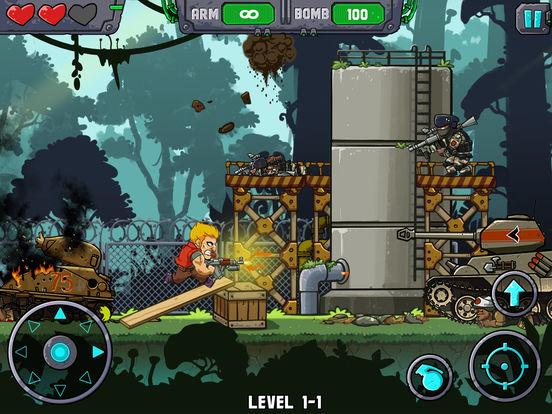 Metal Shooter screenshot 6