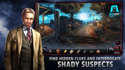 Adam Wolfe:黑暗系侦探悬疑题材解谜游戏