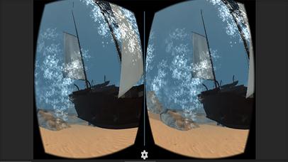 The Lost City Underwater VR screenshot 1