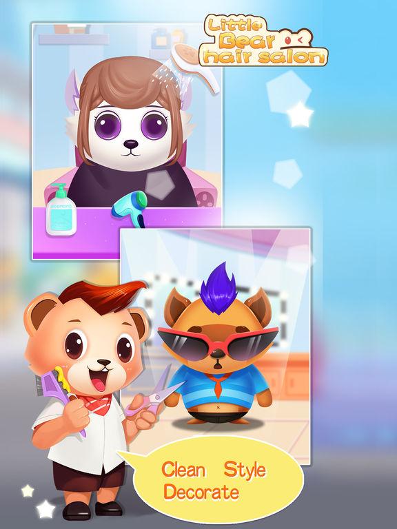Little Bear Hair Salon screenshot 10