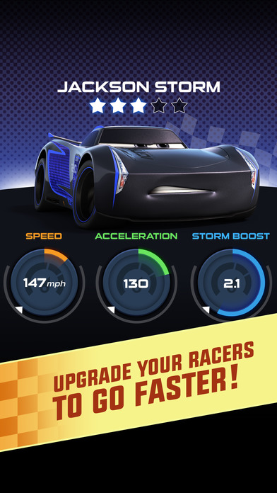 Cars: Lightning League Screenshot 2