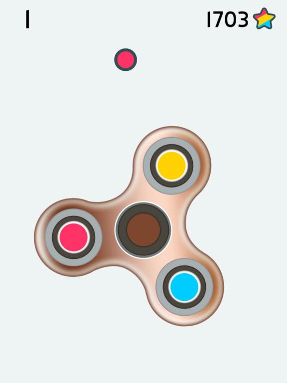 Игра Fidget Spinner - Hand Finger Spinner Simulator