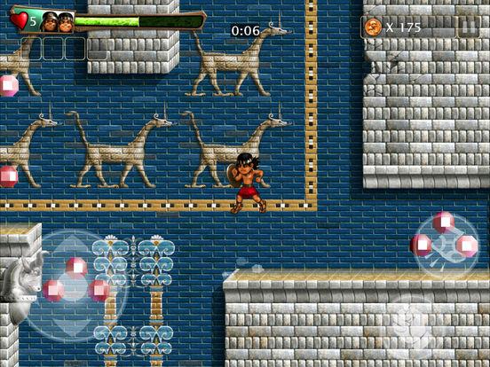 Babylonian Twins (Premium) Puzzle Platformer Screenshots