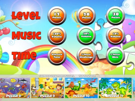 Kid's Jigsaw Puzzles screenshot 2