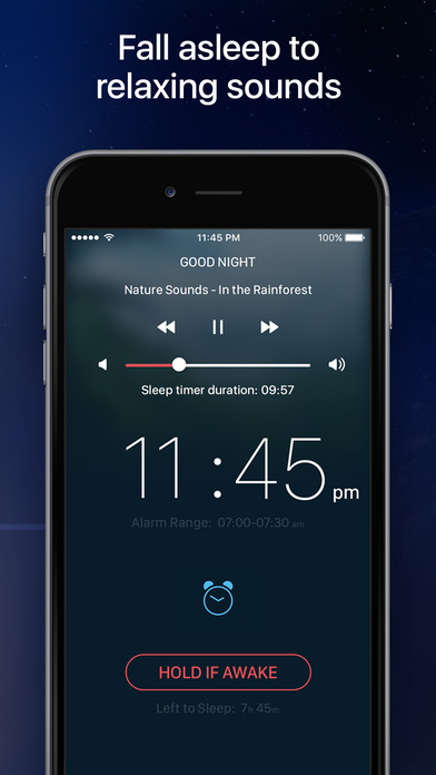 Good Morning Alarm Clock - Sleep Cycle Tracker Screenshots