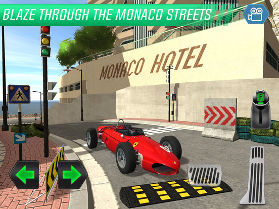 Sports Car Test Driver: Monaco Trials screenshot 8