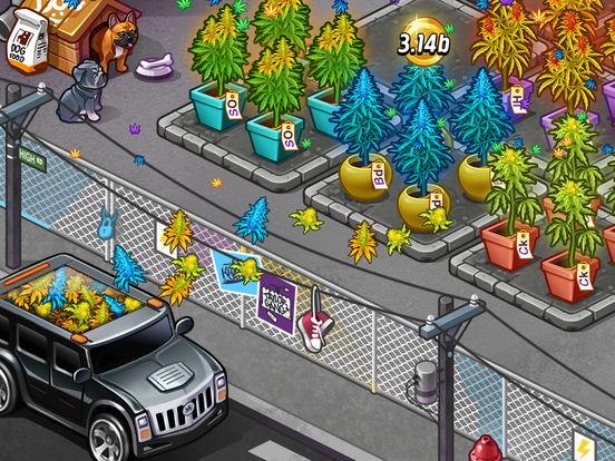Screenshot #1 for Wiz Khalifa's Weed Farm