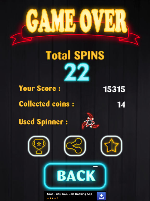 Скачать игру Fidget Spinner - Hand Spinner Reality Effects