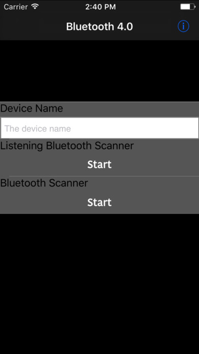 BT Notifier Smart Bluetooth Communication screenshot 1