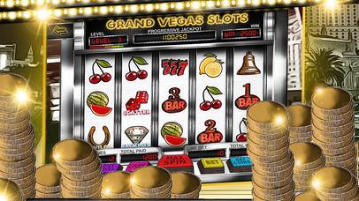 Screenshot 2 casino slots machine — классический пятибарабанный