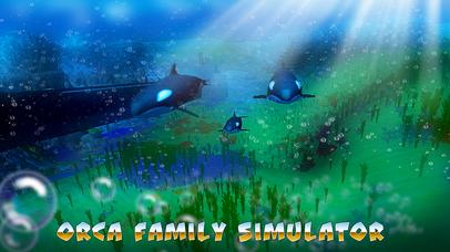 Orca Family Simulator Full screenshot 1