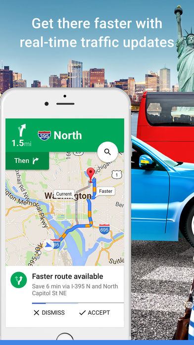 download Google Maps - Navigation & Transit apps 2