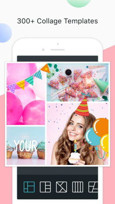 download Photo Grid - photo collage maker & photo editor apps 3