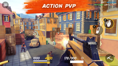 Screenshots of Guns of Boom for iPhone