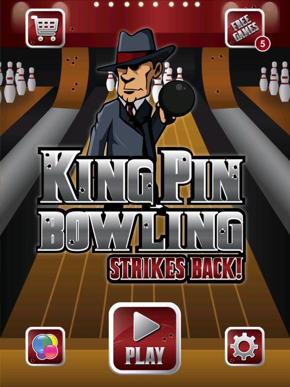 Kingpin Bowling Strikes Back Pro! screenshot 6