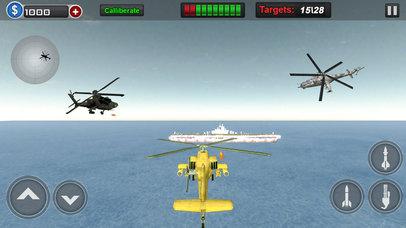 Gunship Air Heli Attack Screenshot 4
