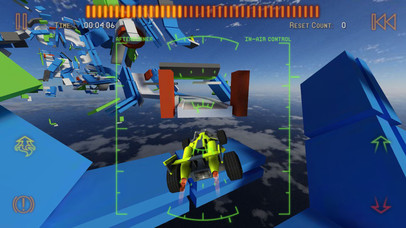 Screenshots of Jet Car Stunts 2 for iPhone