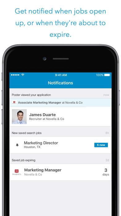 LinkedIn Job Search screenshot 5