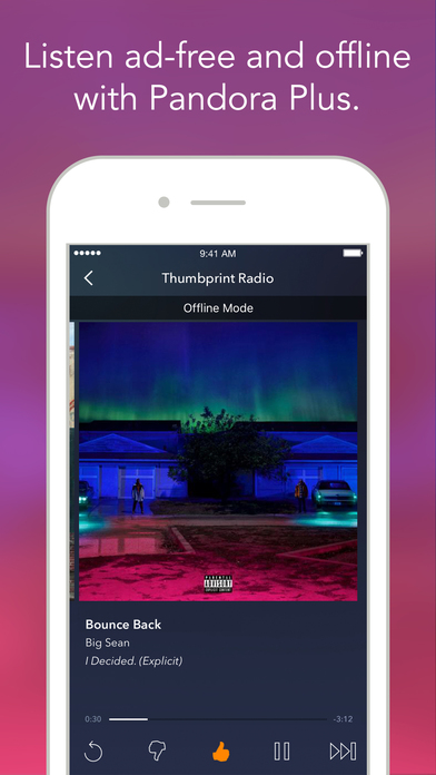 Pandora - Music & Radio iPhone