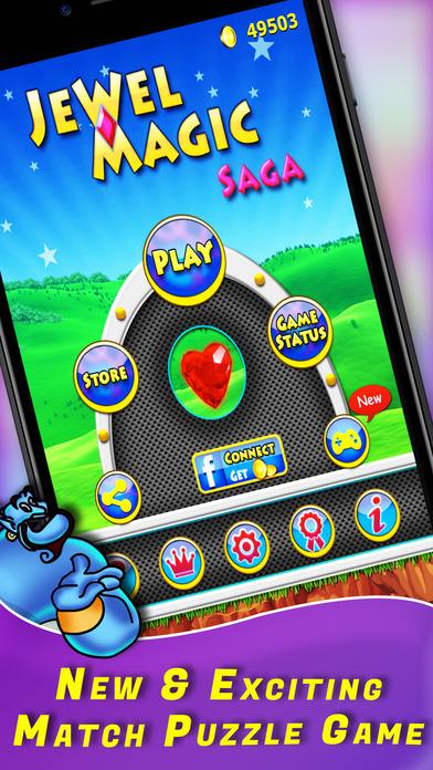 Jewel magic saga for Magic jewelry game play online