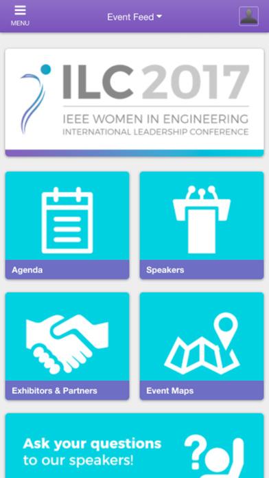 IEEE WIE ILC screenshot 1
