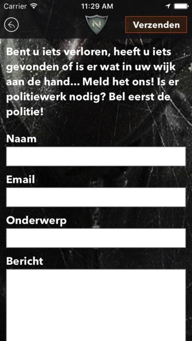 Buurtwacht Nunspeet screenshot 3