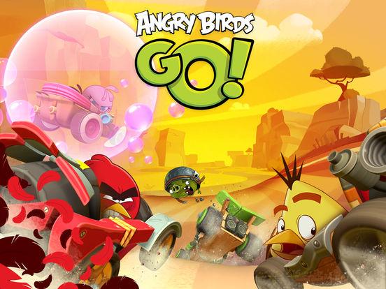 【激情竞速】愤怒的小鸟冲吧!