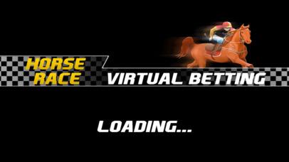 Screenshot 1 Horse Race Virtual Betting