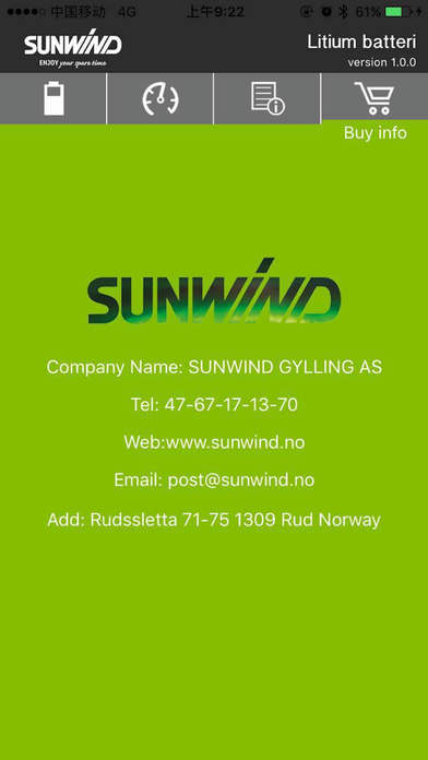 sunwind case analysis