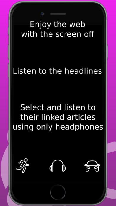 Screenshot #6 for Speech Central: Web Text to Speech