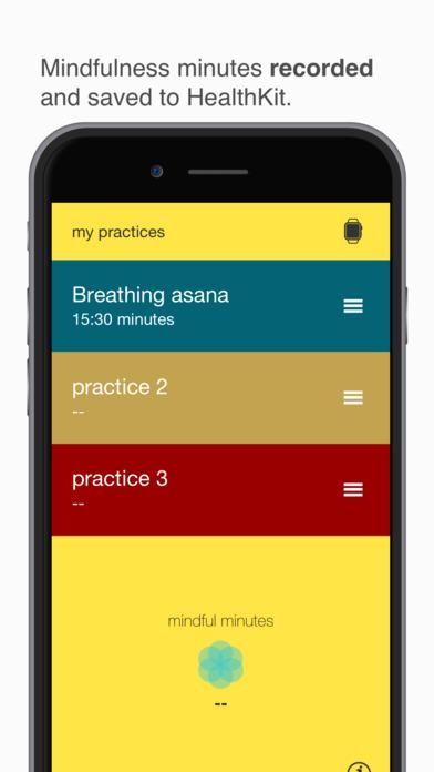 SILO Zen - Mindfulness and Meditation Timer Screenshot 3