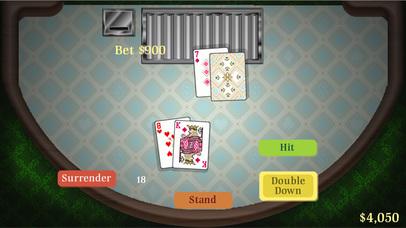 Screenshot 4 Pocket Blackjack — Vegas vs Macau