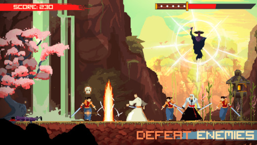 Super Samurai Rampage screenshot