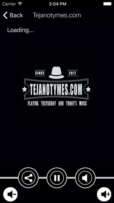 Tejanotymes.com screenshot 1