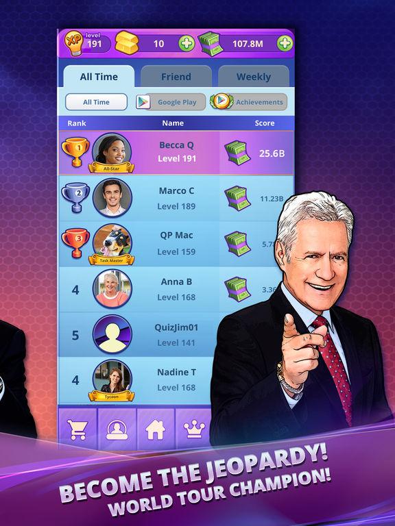 Jeopardy! World Tour screenshot 10