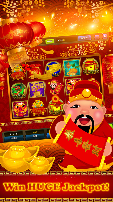 Screenshot 1 Slots — Prosperity Jackpot Casino