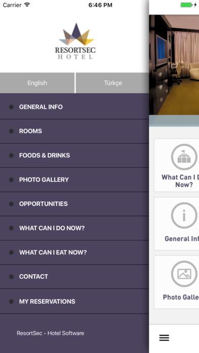 ResortSec screenshot 2